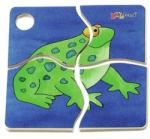 Chelona Frog - puzzle HUT13877