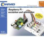 Conrad Raspberry Pi programozó rendszerhez használható próbapanel, tanulócsomag