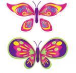 ZURU Set 2 bucati Fluturasul magic - Bright Wing si Flutter (4102-4)