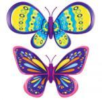 ZURU Set 2 bucati Fluturasul magic - Blossom si Dotted Delight (4102-6)