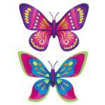 ZURU Set 2 bucati Fluturasul magic - Pink Princess si Green Tip (4102-2)