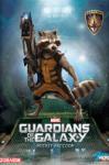 Dragon Models Galaxis őrzői Hero Vignette, 1: 9, Rocket Raccoon, 18 cm