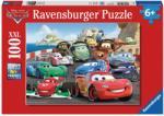 Ravensburger Verdák puzzle, 100 darabos - Ravensburger
