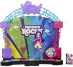 Hasbro Equestria Girls: Rainbow Rocks - Set de scena cu papusa (A8060)