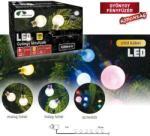 DekorTrend Design Dekor színes LED-es gyöngy fényfüzér 240db 19,2m (KDG 245)