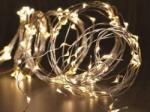 Home Melegfehér LED-es fényfüzér köteg 120db 6x1,9m (ML 120/WW)