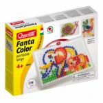 Quercetti Fanta Color vegyes pötyi (Elefánt) 270db-os (Q952)