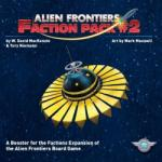 Game Salute Alien Frontiers: Faction Pack 2