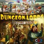 Czech Games Edition Dungeon Lords: Festival Season kiegészítő