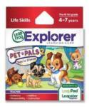 LeapFrog LeapPad Explorer: Prietenii mei, animalele - Software educational (LEAP39087)