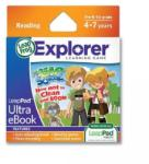 LeapFrog LeapPad Explorer: Curatenie in camera mea - Software educational (LEAP32010)