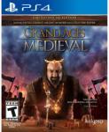 Kalypso Grand Ages Medieval [Limited Special Edition] (PS4) Játékprogram