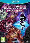 Little Orbit Monster High New Ghoul in School (Wii U) Játékprogram