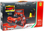 Bburago Ferrari GoGears Loop and Race Challenge versenypálya