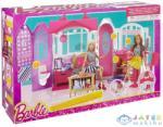 Barbie Barbie: Szétnyitható Zenélő Bútorozott Ház (Mattel, CLD97)