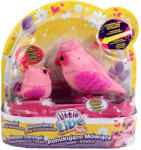 Moose Little Live Pets: Heartwing - Familie bufnita interactiva