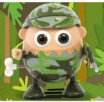 Bluw EggBods: Crack Commando - Minirobotel