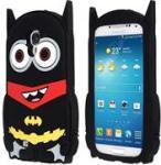 3D TPU Samsung Galaxy S5 G900 gumi 3D tok Batman