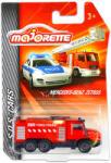 Majorette Majorette: Maşinuţe S. O. S. - Mercedes-Benz Zetros maşina de pompieri maghiară (ST212057181006)