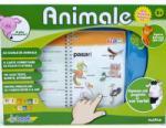 Playful I-Book: Animalele - Carticica electronica (3016-1)