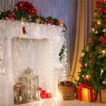 Blumfeldt Dreamhouse karácsonyi fényfüzér, 16 m, 320 LED, hideg fehér, villogó effekt - electronic-star