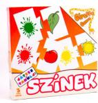 EX-IMP Játssz és tanulj! társasjáték - Szinek (EX16783)