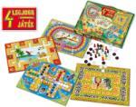 Dohány DOHÁNY 615-2 Jocuri de societate pentru copii Cele mai bune 4 jocuri Safari de la 36 de luni (DH615-2) Joc de societate
