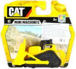 Toy State CAT Mini munkagépek - Lánctalpas buldózer 9cm