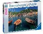 Regio Puzzle 1000 db-os - Az itáliai Portofino öböl (38015) - puzzle