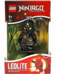 LEGO Ninjago - Cole világító kulcstartó