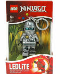 LEGO Ninjago - Zane világító kulcstartó (R-IQKE77Z)