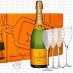 Veuve Clicquot Brut 4db (Száraz)