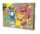 SES SES: FunMais építő - szörnyecske (24987) - Játékkészítés