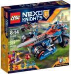 LEGO Nexo Knights - Clay dübörgő pengéje (70315)