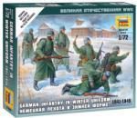 Zvezda German Infantry Winter Uniform 1:72 6198