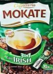 MOKATE Irish 3in1, instant, 10 x 18g