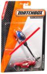 Mattel Matchbox - Masina de Pompieri si Elicopter (CHB94)