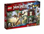 LEGO Ninjago - Az özvegy tigris szigete (70604)