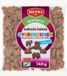 DETKI Állatfigurás Kakaós Keksz (140g)