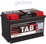 TAB Magic 75Ah 750A Jobb+