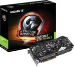 GIGABYTE GeForce GTX TITAN X 12GB GDDR5 384bit PCIe (GV-NTITANXXTREME-12GD-B) Placa video
