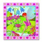 Melissa & Doug Set creatie mozaic Gradina cu Flori (4299)