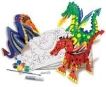 4M Set Creatie Lumea Dragonilor (3825)