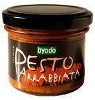 Byodo Bio Pesto Arrabiata (95g)