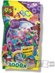 SES Iron On Beads cu Sclipici 3000 (774)