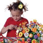 Happy Set creativ Buchetul de flori (FS100)