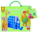 ALEX Joc creativ Gradina mea zoologica 3D (ALEX1459)