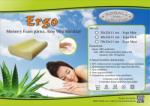 Korall Ergo Maxi memory párna 70x32cm