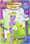 Ravensburger Pictura pe numere Filly Tia (27979)