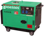 Green Field LDG6500S Generator
